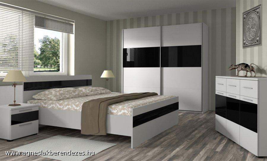 DEVON NEW hálószoba bútor, Tapolca, Ágnes Lakberendezés