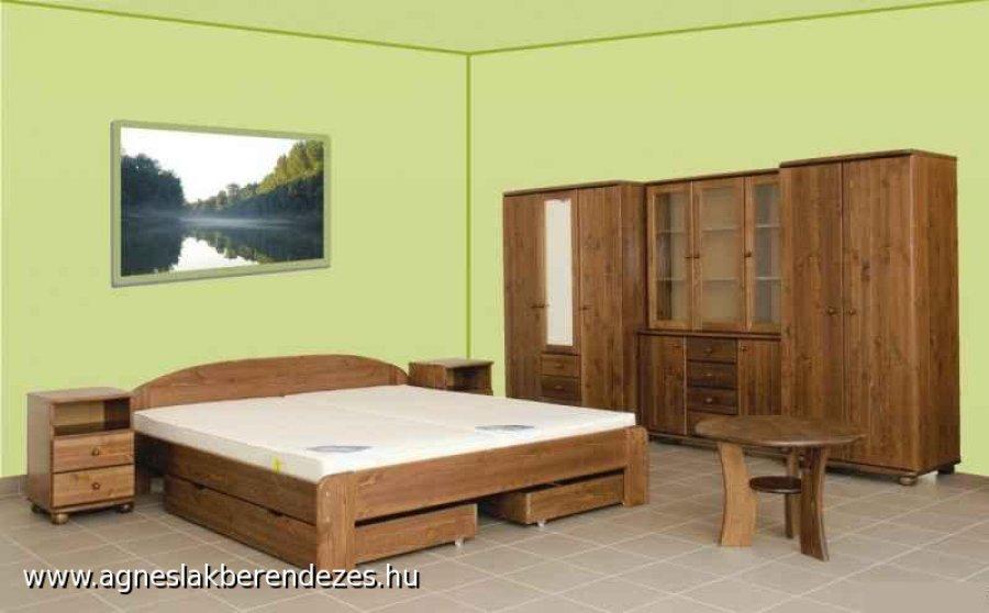 Fenyőbútor, Nappali bútor, Hálószoba