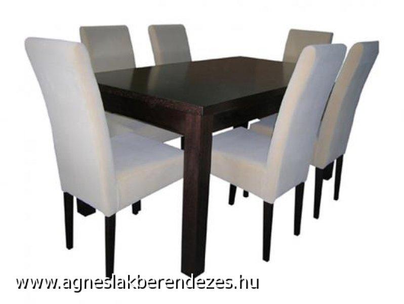 TIMEA - ÁMOR étkező, Asztal, Szék, Étkezőasztal, Tapolca